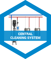 central cleaning systems