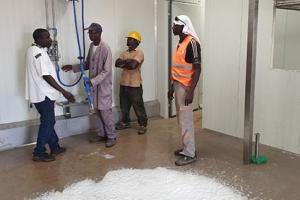 Radex w Mali