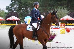 Мы спонсируем конные соревнования