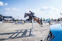 Finał Polskiej Ligi Jeździeckiej Olsza