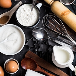 Drobne elementy, naczynia