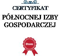 Certyfikat Północnej Izby Gospodarczej