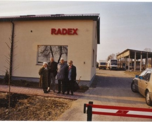 2002 // We moved to our new headquarter in Kamieniec