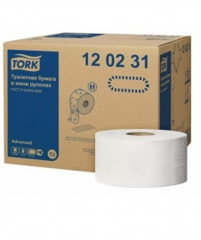 Papier toaletowy T2 TORK PREMIUM 120231
