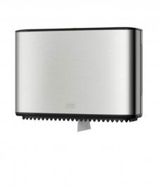 Dozownik na papier toaletowy T2 TORK 460006 Nierdzewny