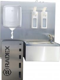 Ścianka Higieniczna Radex Sanitarna