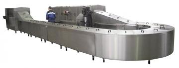 myjka pojemników do transportu drobiu radex nerkon