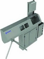 Punkt dostępu HDS 01 Śluza sanitarna radex