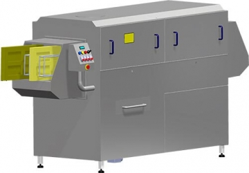 Multi-line washers for trays, sheets and molds<br> RDX TBF