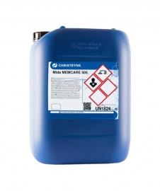 Alkaliczny preparat do czyszczenia membran