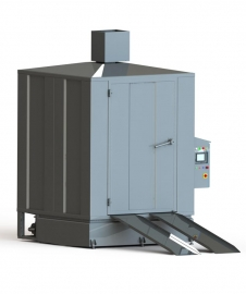 Chamber washer for knives, gloves and aprons<br>RDX NRF