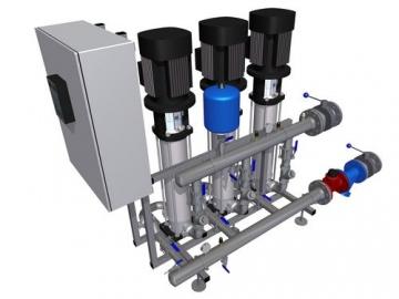 Pump set ZPR