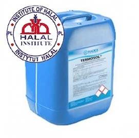 mycie komór wędzarniczych - termosol
