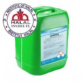 środek chemiczny sanitex