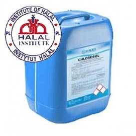 chlorowy środek chemiczny - chlorosol