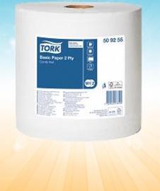 Czyściwo papierowe TORK 509255 <br> <b>31 zł netto 2 sztuki</b>