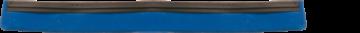 Wycieraczka gumowa niebieska <br /> 39 zł